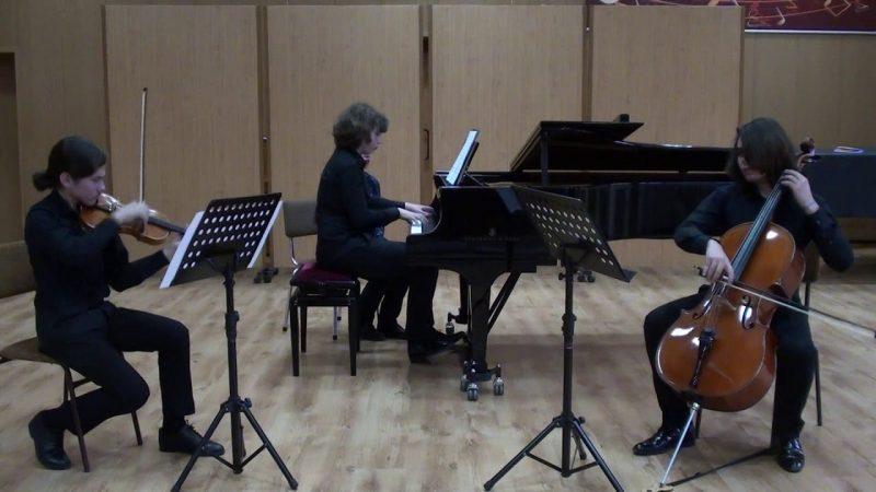 Clavier Trio Puldin