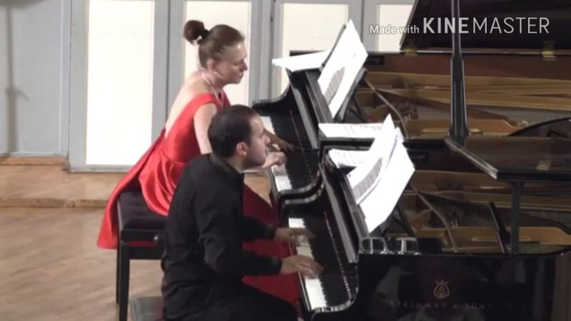 "Piano Duo ""Inspiration"""