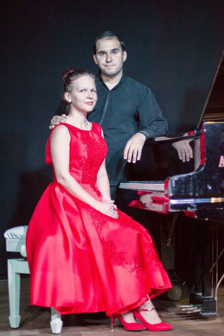 """Piano Duo """"Inspiration"""""""