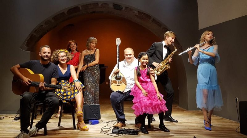 eMuse 2018 Winners' Concert in Santorini